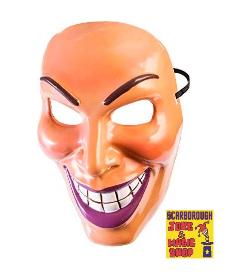 Evil Grin Mask - Purge Style