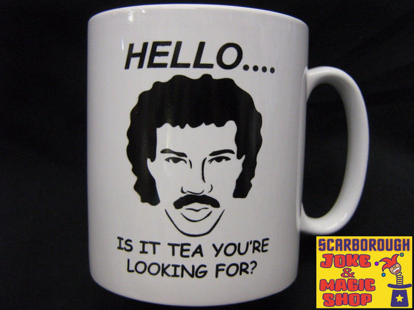 Hello... is it Tea you're looking for