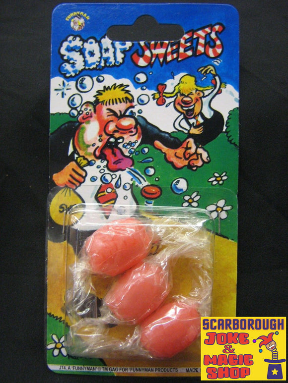 Soap Centered Sweets