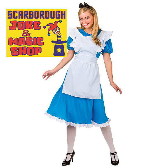 Storybook Alice Costume - Alice in Wonderland Style