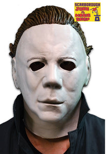 Michael Myers Mask - Halloween II Officially Licensed Mask