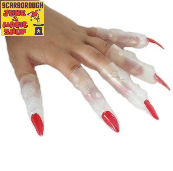 Witches Fingers  10 Pack