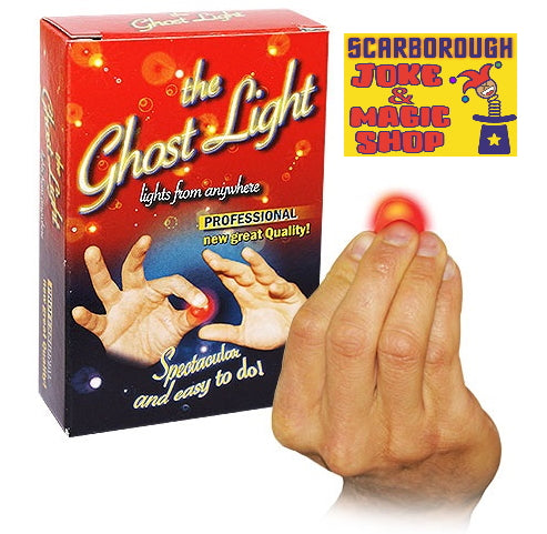 The Ghost Light - Light Up Thumb Tips