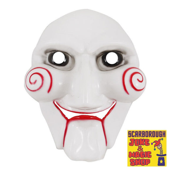 Billy Puppet Mask - Saw Style
