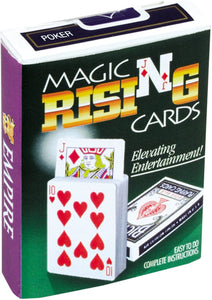 Rising Card Deck