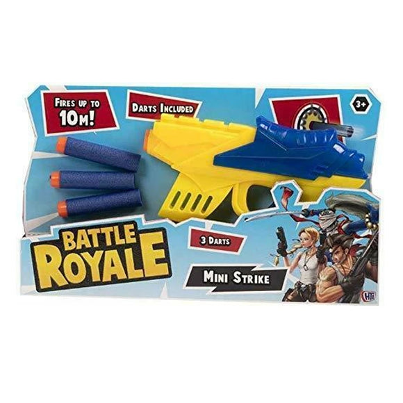 Battle Royale Mini Strike Foam Dart Gun