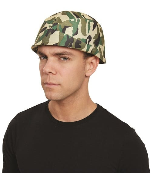 Army Camouflage Helmet