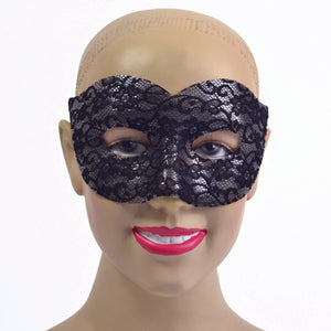 Lace Black Eye Mask