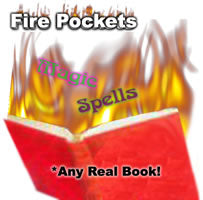 Any Book Fire Pockets