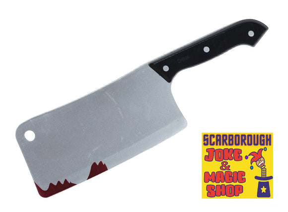 Bloody Kitchen Meat Cleaver