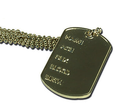 Dog Tag - Army Necklace
