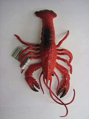 Lobster Red Mini Size Prop