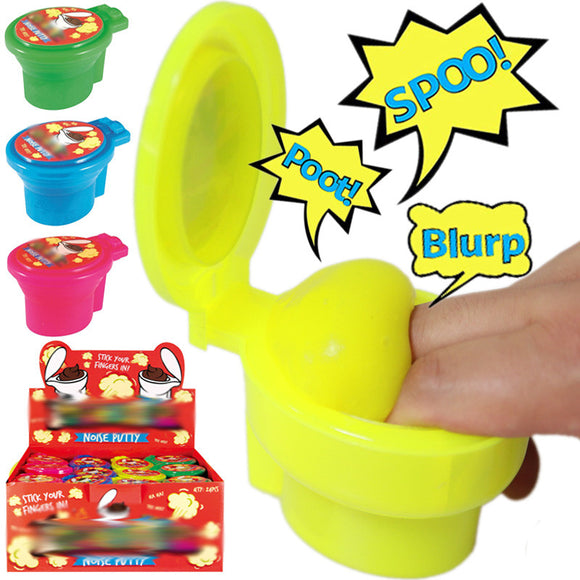 Fart Putty - Noise Slime Toilet Pot