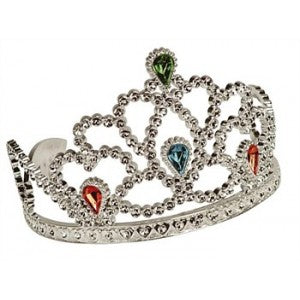 Tiara - Jewelled