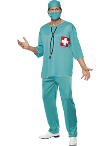 Surgeon Costume - Operation Doctor