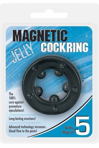 Jelly Magnetic Cockring