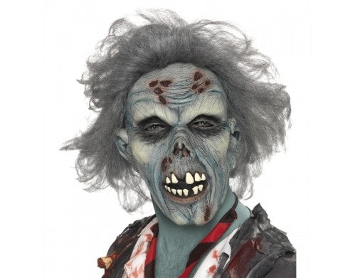 Decaying Zombie Mask - Walking Dead
