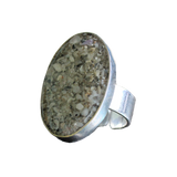 Cocktail Ring (Silver): Boca Grande, California