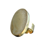 Cocktail Ring (Brass): Destin Beach, Florida