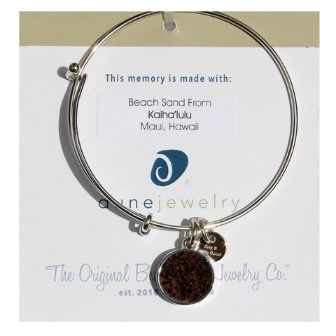 Beach Bangle: Kaiha'lulu, Maui, Hawaii