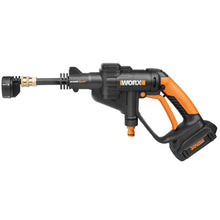 Load image into Gallery viewer, WORX WG629 Power Cleaner, 20 V Battery, 0.5 gpm, 94/320 psi Pressure