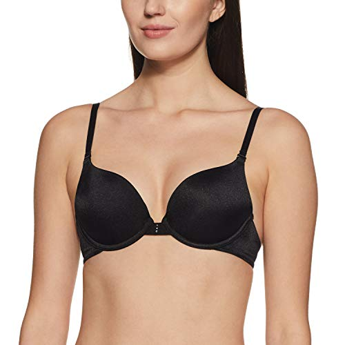 Amante Padded Underwire Plunge Push-Up T-Shirt Bra