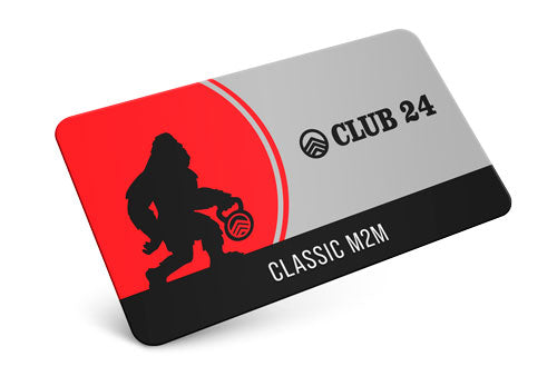 Classic Membership: MONTH-TO-MONTH