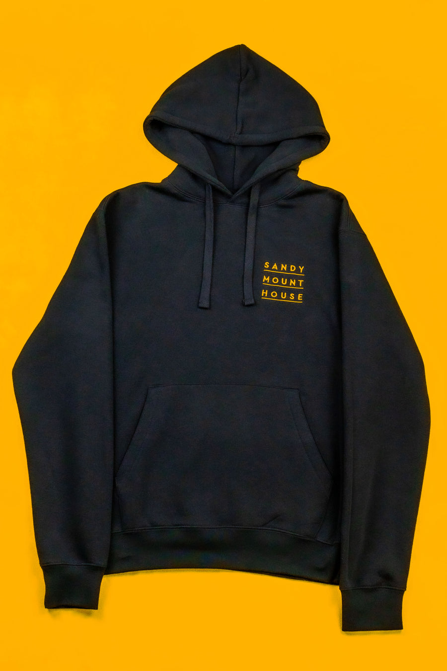 Authentic SMH Hooded Sweatshirt
