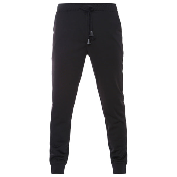 Men's Solid Color Slim Pants