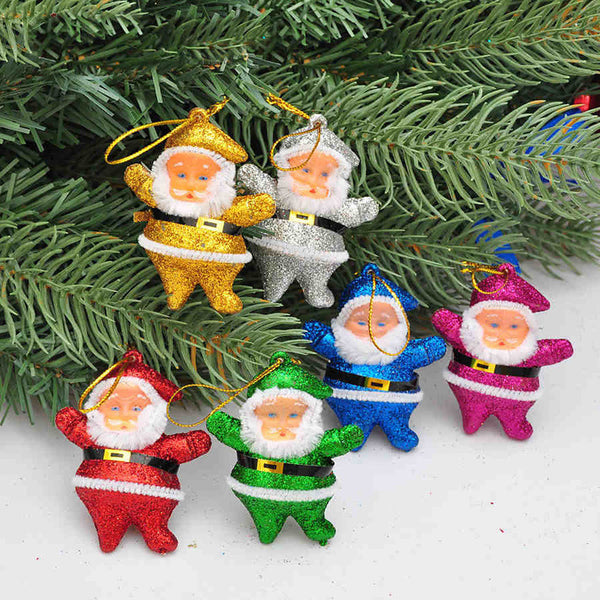Merry Christmas Decoration Santa Claus