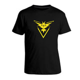 Pokemon Go Casual Short-sleeved T-shirt