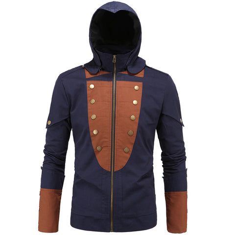 Assassin's Creed Game Hooded Jacket Clothes
