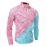 Colorful Patchwork Shirts