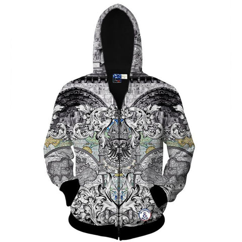 3D Fashion Sweatshirts