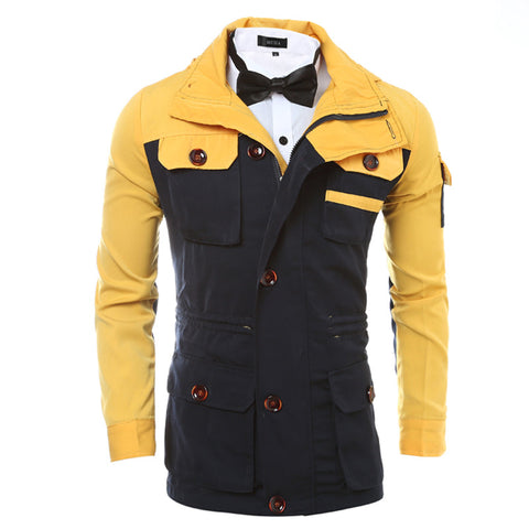 Winter Mens Jackets and Coats