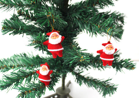 Christmas Tree Decoration 6 Santa Claus