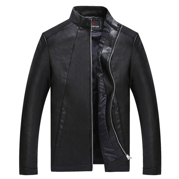Men's Casual Leather Jackets
