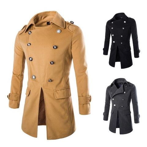 Coat - Double-breasted Coats