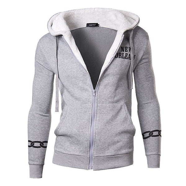 Hoodie - Men's Casual Hooded Hoodies