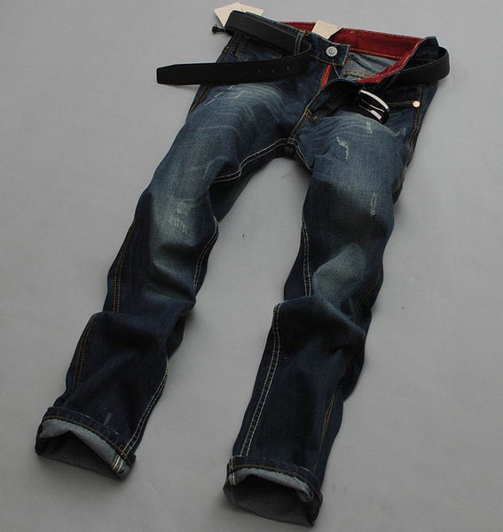 Jeans - European Style Slim Jeans