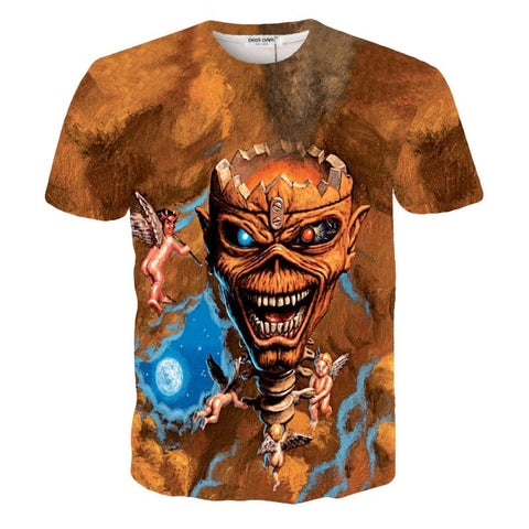 3D FASHION T-SHIRTS
