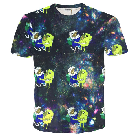 NEW STYLE 3D T-SHIRTS