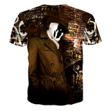 COOL MEN'S 3D T-SHIRTS