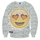 Smile Face 3D Print Hoodies