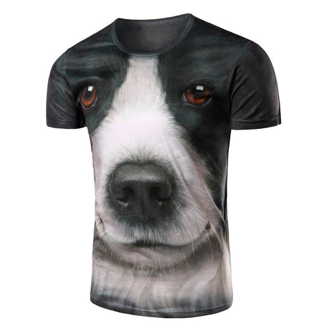 Fashion 3D T-shirts