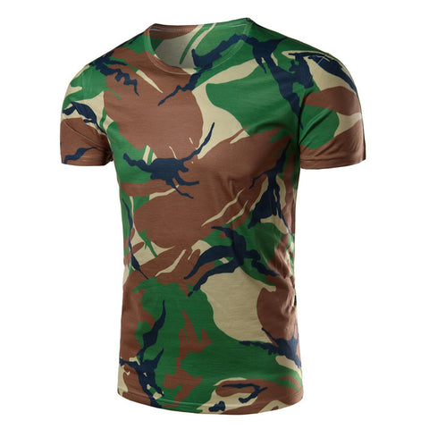 Men's Camouflage T-shirts