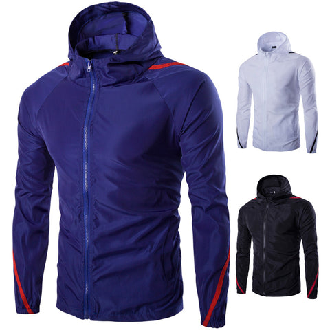 Casual Hooded Sun Protection Jacket