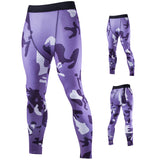 FITNESS CAMOUFLAGE TROUSERS