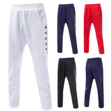 Solid Sports Pants Men