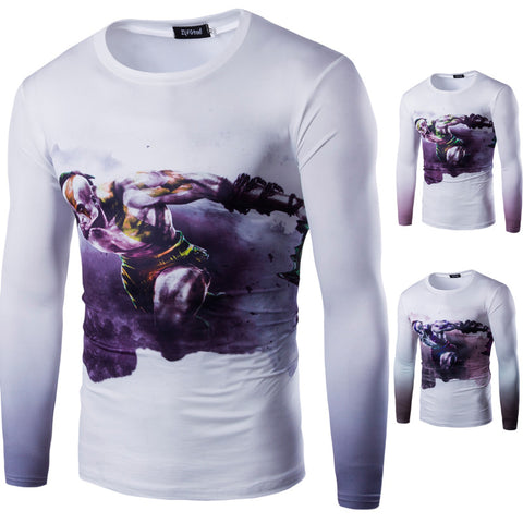 Fashion Ares Games T-shirt